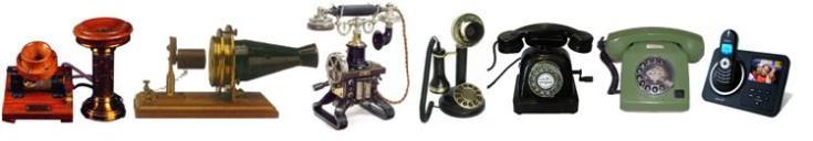 Evolucion telefono